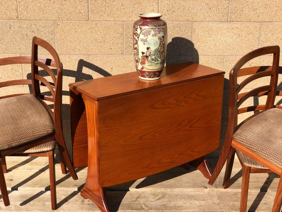 Vintage 60s G Plan Fresco Table and Four Chairs
