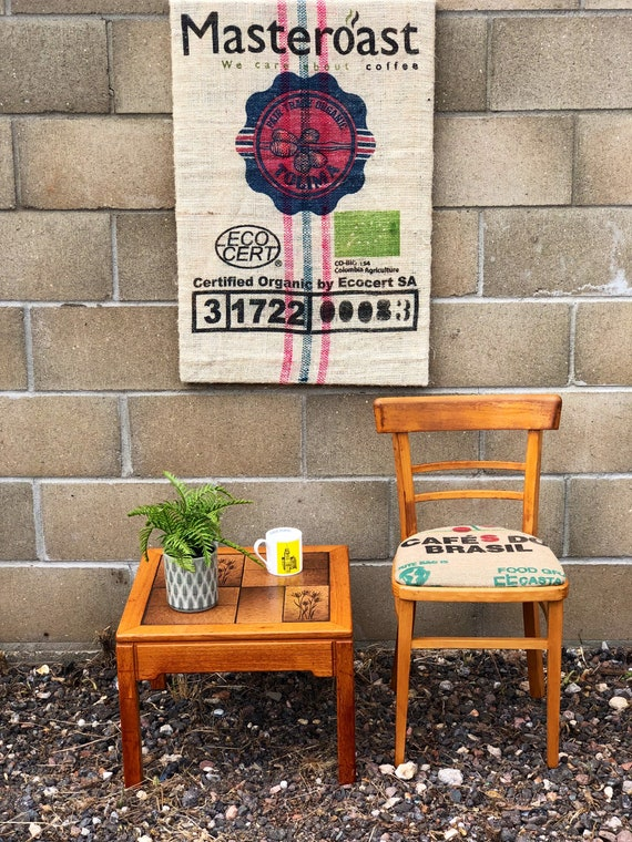 Kitchen Cafe Coffee Sack Chair