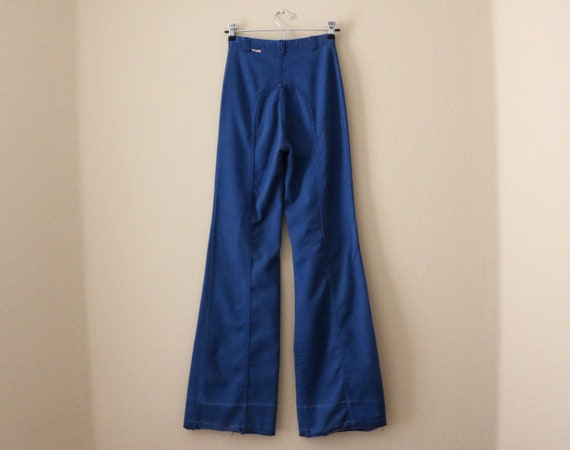 70s Ditto Jeans, 70s bell bottom jeans, pants, 70… - image 5