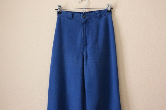 70s Ditto Jeans, 70s bell bottom jeans, pants, 70… - image 3