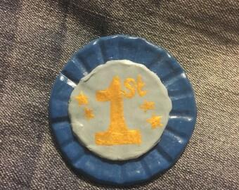 County Fair pin