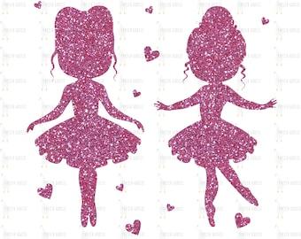 photograph regarding Ballerina Silhouette Printable referred to as Ballerina silhouette Etsy