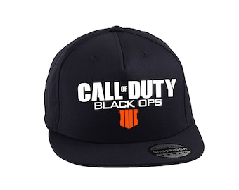 51db9052529b8a Call of Duty Black Ops 4 (COD Ops IIII) Snapback Baseball Cap (inc. Camo)