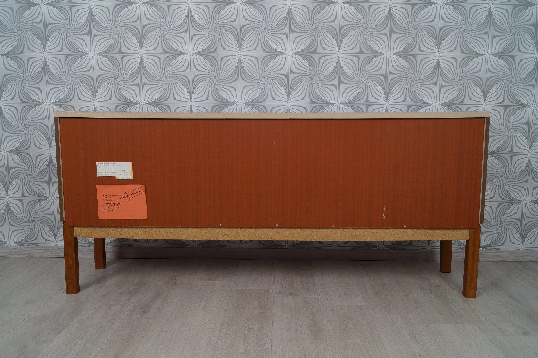 Sideboard 70s Teak Colorful Dresser Vintage Mid Century Modern