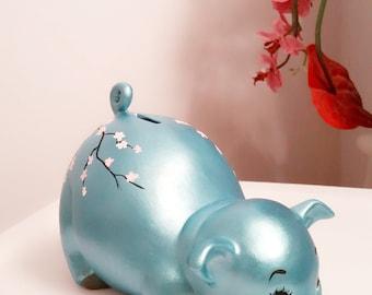 Personalized Piggy Bank/Girls Piggy Bank