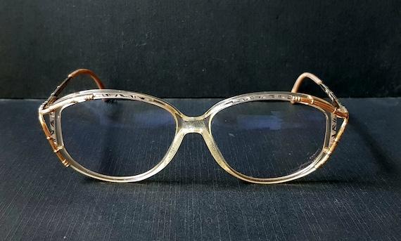 1980's, Vintage Ted Lapidus Glasses
