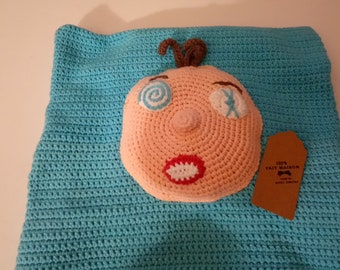 cushion anger!