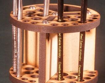 Modeller's Paint Brush & Tool Rack
