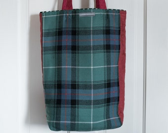 Tote, bag, heavy, fabric