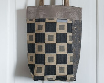 Heavy Fabric Tote Bag