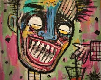 ADDICT * Original painting