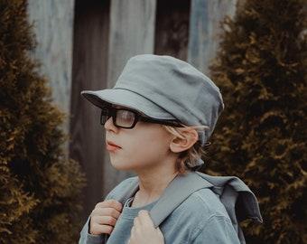 Adventure Cap - Gray