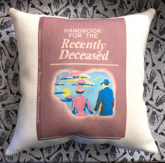 Deceased pillow | Etsy