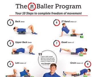 BackBaller WorkOut Poster