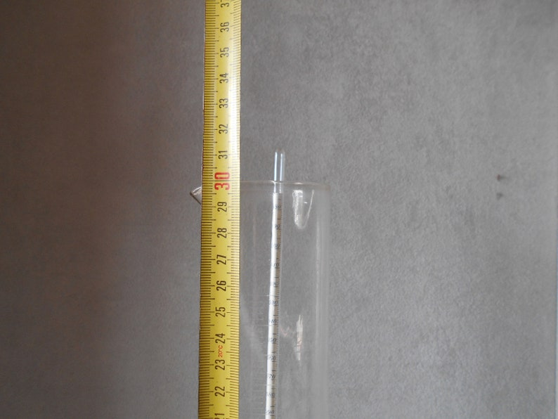 measuring device Dujardin S Salleron Paris Old Densimeter for cider and wine