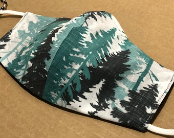 Pine Forest Mask