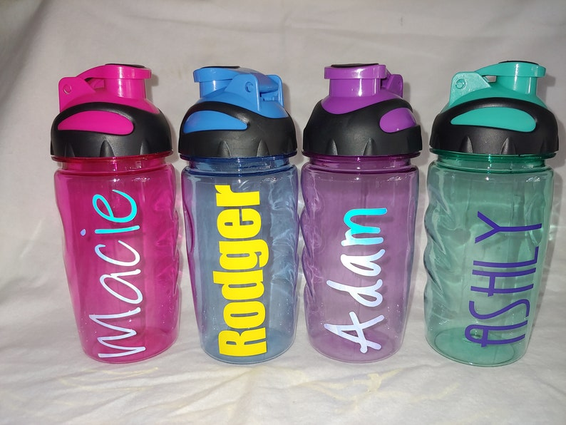 Kids Water Bottles Personalized Children S Water Bottles Kids Cups Personalized Kids Cups Kids Tumblers Kids Party Favors Sippy Cup