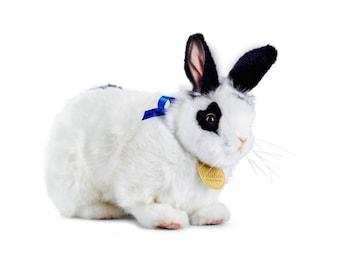 realistic bunny etsy