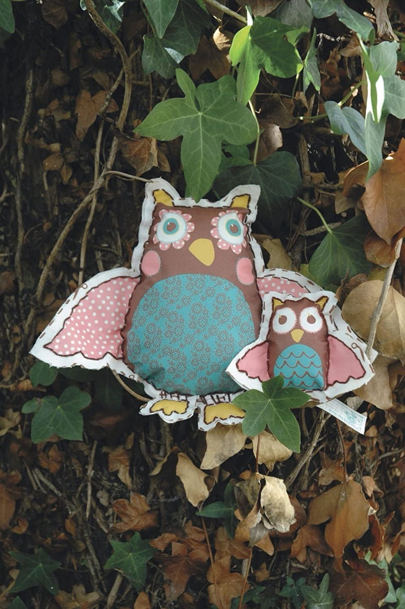 The Little Experience Stitch-it Owl Kit