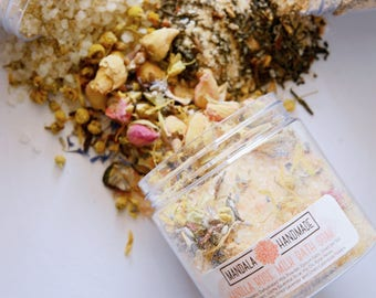 Bath Soak – Vanilla Rose Milk