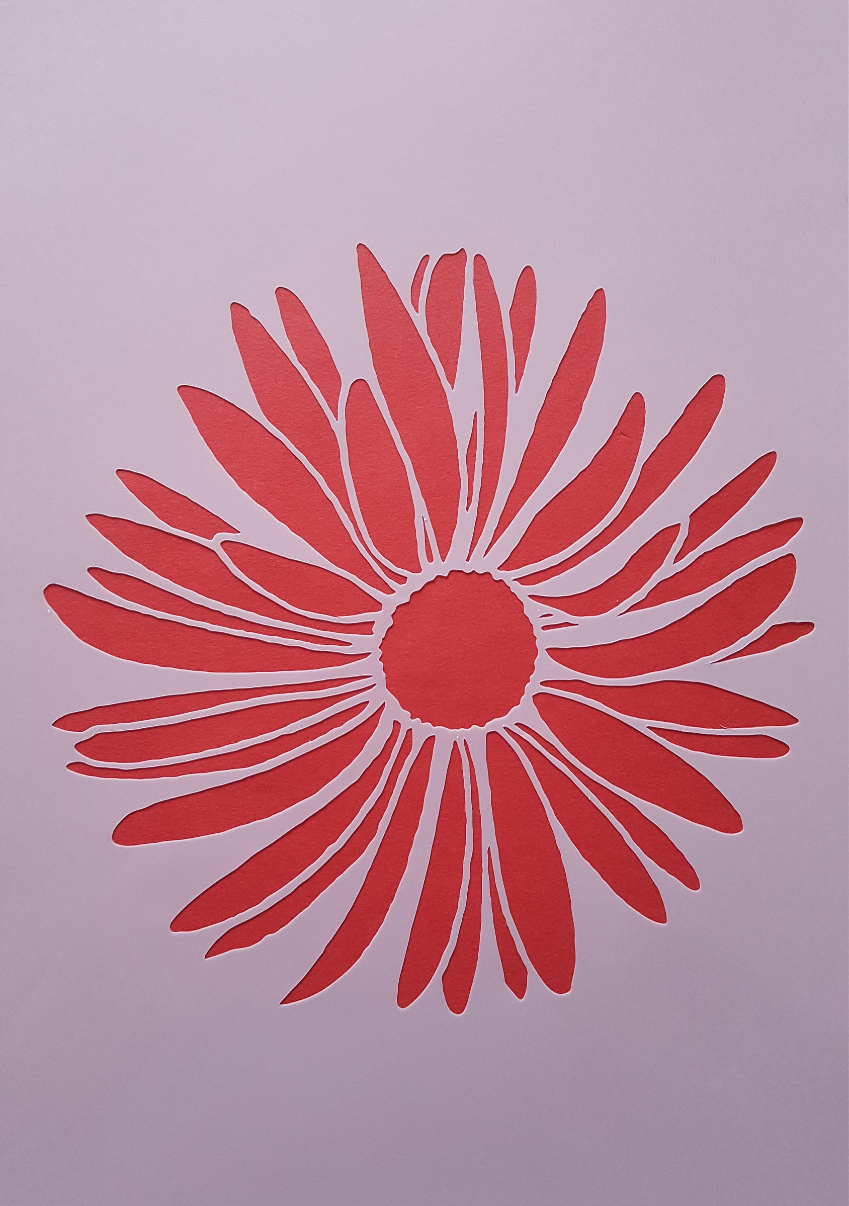 Stencil Flower Wall Decals Airbrush Canvas Fabric Design Etsy