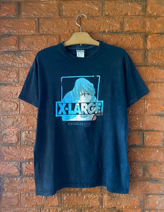 """Vintage 90s OG X Large """"Neon Genesis Evangelion"""" J"""