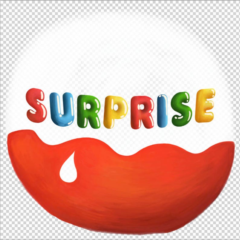 Surprise Belly Digital Body-Art for pregnant tummy in PSD-Format
