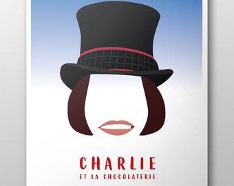 Film - Willy Wonka poster