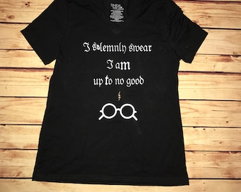 I solemnly swear i am up to no good, Harry Potter, Harry Potter fan