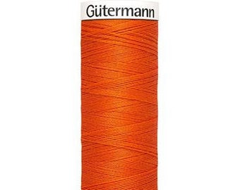 Gütermann rPET Sew-all Polyester Thread - Orange 351