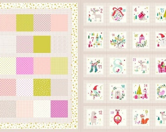 Joli Noel Advent Calendar by Dashwood Studio - Christmas Advent Calendar Kit