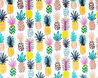 Tropical Pineapple - Blend Fabrics