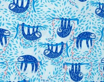 Swaying Sloths - Art Gallery Fabrics