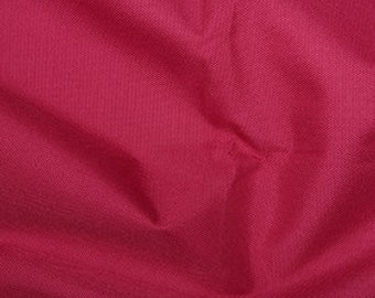 Water Resistant Canvas - Bright Pink