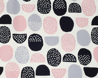 Pebble - Japanese Canvas Fabric