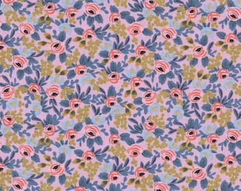Rosa -PRECUT FAT QUARTER - Rifle Paper Co