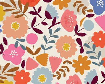 Floral Meadow - Meadow Safari - Dashwood Studio