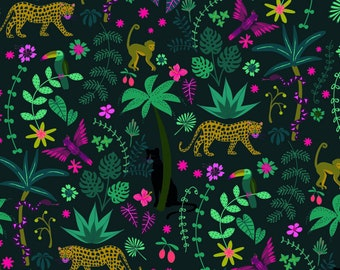 Jungle - Night Jungle - Dashwood Studio