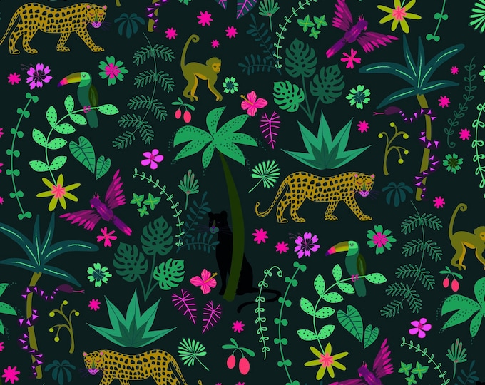 Featured listing image: PREORDER - Jungle - Night Jungle - Dashwood Studio