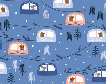 Ski Lift - Snow Much Fun - Dashwood Studio
