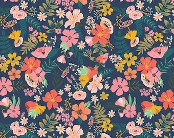 Hawaiian Floral - Blend Fabrics