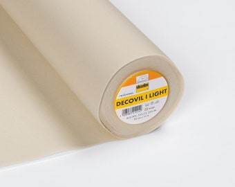 Vilene Decovil I Light Fusible - Sold By Half Metre