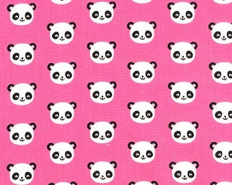Pandas on Pink - Robert Kaufman