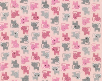 Cats - PRECUT FAT QUARTER - Robert Kaufman