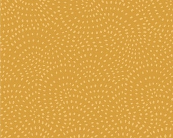 Gold Twist - Dashwood Studio - Quilting Fabric - Sold in Half Metre Increments