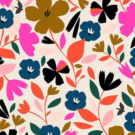 Bloom - Soiree - Dashwood Studio - Cotton Poplin