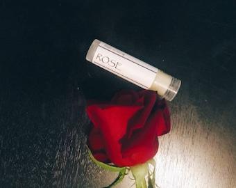 All Natural / Organic Lip Balm / Rose