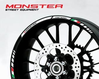 Ducati Monster Etsy
