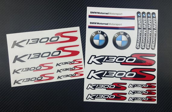 ADHESIFS CARENAGE ROUGE FITS BMW R 1200 GS