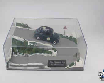 Fiat 500 TV Montecarlo - Diorama